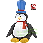 Penguin with Blue Hat