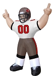 Tampa Bay Buccaneers 8' Tiny