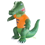 7' NCAA Inflatable Florida Albert Mascot