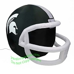 4' NCAA Michigan State Spartans Football Inflatable Helmet