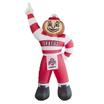 7' NCAA Inflatable Ohio State Brutus Mascot