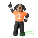7' NCAA Inflatable Tennessee Volunteers Smokey Mascot