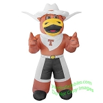 7' NCAA Inflatable Texas Longhorns Bevo Mascot