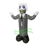 7' Beetlejuice Inflatable