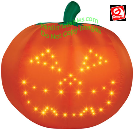 light show singing pumpkin - Halloween Lights Thriller