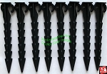 8 Plastic BARBED Stake Pack