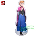 5' Photorealistic Anna From Disney's Frozen