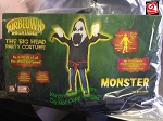 Inflatable Big Head Monster Costume