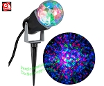 Outdoor Lightshow Spot Light - KALEIDOSCOPE Multi Color
