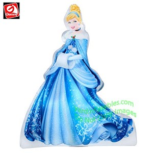 5' Photorealistic Disney Princess Cinderella