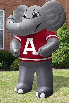 Alabama University's Big AL Mascot