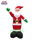 20' Air Blown Inflatable Santa Claus