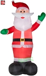 20' Gemmy Airblown Inflatable Colossal Santa Claus