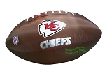 8' Air Blown inflatable NFL Kansas City Chiefs Football