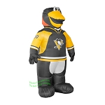 7' Air Blown Inflatable NHL Pittsburgh Penguins Iceburgh Mascot