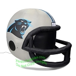 4' NFL Carolina Panthers Football Inflatable Helmet