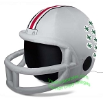 4' NCAA Ohio State Buckeyes Football Inflatable Helmet