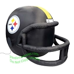 4' NFL Pittsburgh Steelers Football Inflatable Helmet
