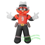 7' NCAA Inflatable Texas Tech Red Raiders Mascot
