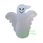 6' Gemmy Airblown Inflatable Ghost with Danicing Lights - Light Show