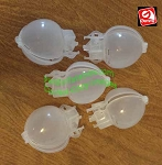 5 Pack of Gemmy Airblown Light Bulb Covers