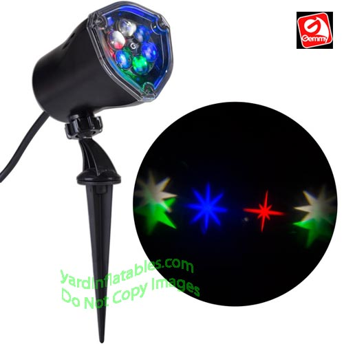 LED Lightshow Projection WHIRL-A-MOTION Stars