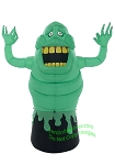 6' Air Blown Inflatable Ghostbusters Slimer Inflatable