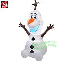 3 1/2' Disney's Olaf The Snowman From Frozen