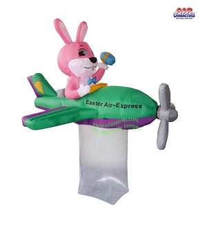 Easter Air Express Plane