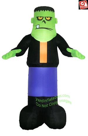 12' Airblown Inflatable Giant Frankenstein Monster