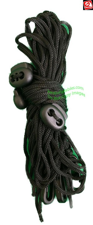4 Pack Replacement Adjustable Ropes
